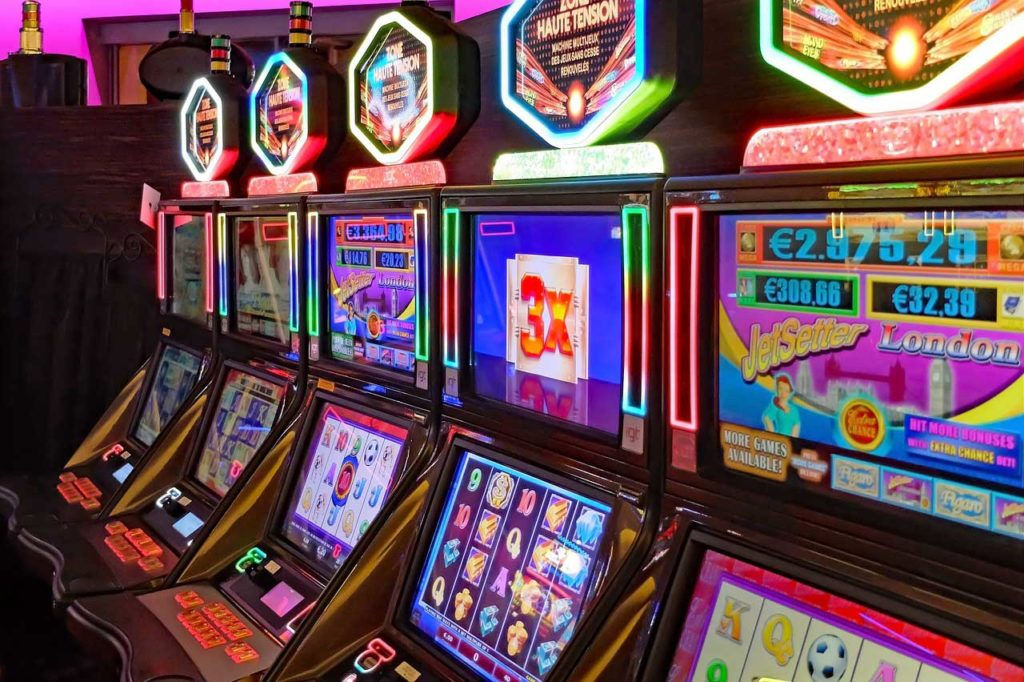 Trucchi Slot Machine Online